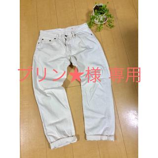 ジャーナルスタンダード(JOURNAL STANDARD)のtantan 購入 ホワイトジーンズ美品(デニム/ジーンズ)