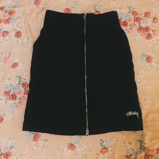 ステューシー(STUSSY)のストゥーシー    スポーティースカート  美品♡(ミニスカート)