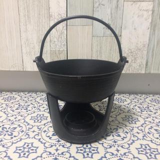 南部鉄器 (鍋/フライパン)