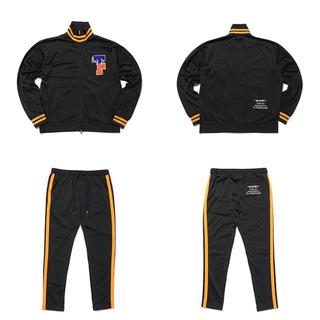 トゥエンティーフォーカラッツ(24karats)の定価以下新品 24karats Jersey 11 Tops Pants セット(ジャージ)