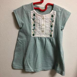 サンカンシオン(3can4on)の新品未使用✴︎3can4on✴︎トップス✴︎90センチ(Tシャツ/カットソー)