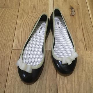 フルラ(Furla)のFURLA♥︎レインパンプス フラットシューズ バレーシューズ(レインブーツ/長靴)