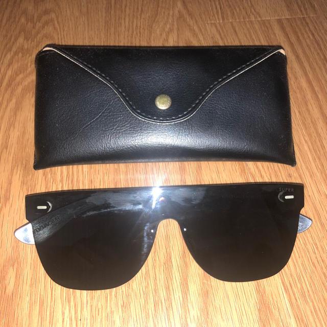 SUPER(スーパー)のSUPER サングラス TUTTOLENTE シリーズ コラボレーションモデル メンズのファッション小物(サングラス/メガネ)の商品写真