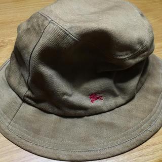 バーバリー(BURBERRY)のBURBERRY HAT CAP(ハット)
