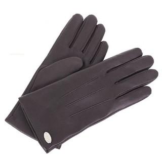 コーチ(COACH)の【COACH★F85876】コーチ ベーシックレザーグローブ手袋 新品タグ付き(手袋)