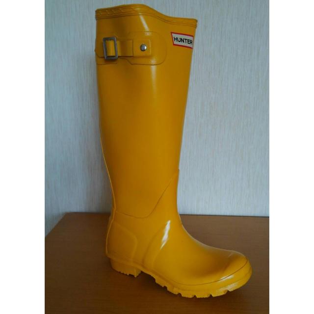 HUNTER(ハンター)のレインブーツ 長靴 ハンター レディース キッズ 22 22.5 新品 レディースの靴/シューズ(レインブーツ/長靴)の商品写真