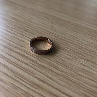 サージカルステンレスリング(リング(指輪))
