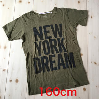 ゴートゥーハリウッド(GO TO HOLLYWOOD)のgotohollywood カーキ 160cm(Tシャツ/カットソー)