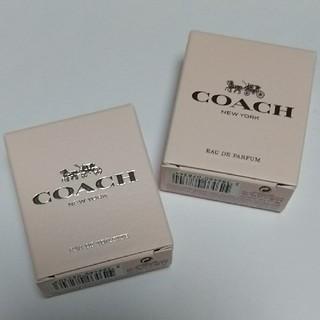 コーチ(COACH)のCOACH 香水セット (ミニサイズ)(香水(女性用))