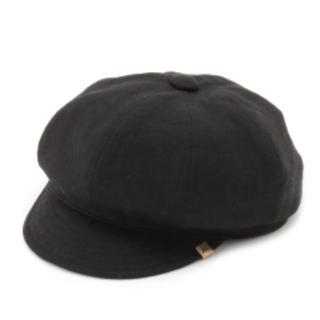 ミラオーウェン(Mila Owen)のミラオーウェン リネン キャップ ハンチング(ハンチング/ベレー帽)