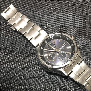 ワイアード(WIRED)のwired時計 solar(腕時計(アナログ))