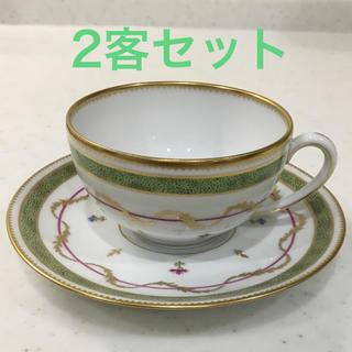 アビランド(Haviland)のアビランド♡リモージュ カップ&ソーサー【未使用品】(グラス/カップ)