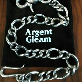 アージェントグリーム(Argent Gleam)のArgent  Gleam×GHOST ウォレットチェーン アージェントグリーム(ウォレットチェーン)