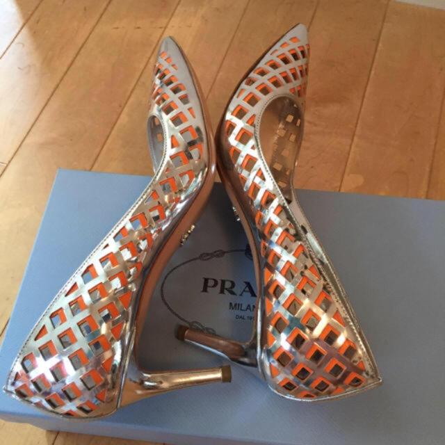 PRADA(プラダ)のプラダ パンプス レディースの靴/シューズ(ハイヒール/パンプス)の商品写真