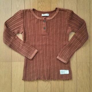 ビケット(Biquette)の⭕ ビケット 綿セーター サイズ110(ニット)