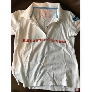 サマンサタバサ(Samantha Thavasa)のサマンサタバサ ゴルフウェア ポロシャツ(ウエア)