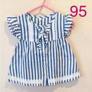 ニシマツヤ(西松屋)の西松屋 ベビートップス 95サイズ(Tシャツ/カットソー)