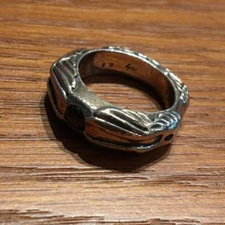 ヨウジヤマモト(Yohji Yamamoto)のヨウジヤマモト リング マルジェラ コムデギャルソン  ワイズ(リング(指輪))
