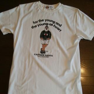 ヴァンヂャケット(VAN Jacket)のVAN JAC キャプテンサンタ コラボTシャツ(Tシャツ/カットソー(半袖/袖なし))