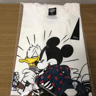 ディズニー(Disney)のB'z 30th Year Exhibition SCENES Tシャツ(ミュージシャン)