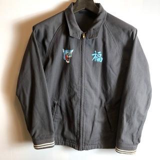 アメリカンラグシー スーベニアジャケット ベトジャン グレー 1