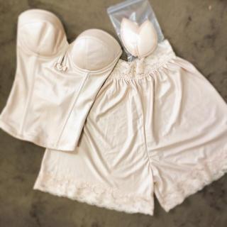 ブルーム(BLOOM)の結婚式 ドレス ブライダルインナー  bridal bloom D65(ブライダルインナー)