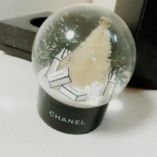 シャネル(CHANEL)のスノードーム(CHANEL)(置物)