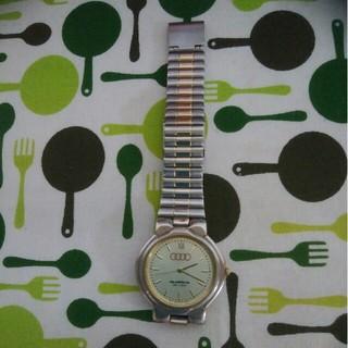 アウディ(AUDI)のメンズ腕時計(腕時計(アナログ))