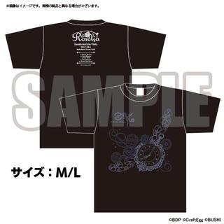 新品未開封 Roselia 2nd Live Tシャツ(Tシャツ)