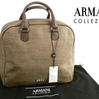 アルマーニ コレツィオーニ(ARMANI COLLEZIONI)の13万 新品 ARMANI COLLEZIONIアルマーニ ビジネバッグ 長財布(ビジネスバッグ)