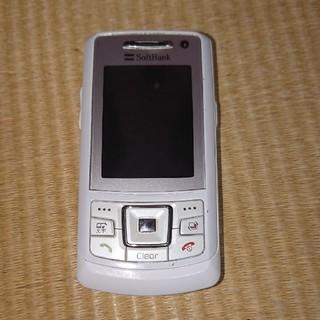 SAMSUNG - SAMSUNG携帯 705SCの...