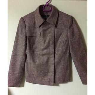 ヨンドシー(4℃)のカシミヤスカートスーツ/Mサイズ/4°C/ヨンドシー(スーツ)
