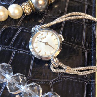 ティソ(TISSOT)の【TISSOT】ラウンド型 手巻き腕時計 WH-1108(腕時計)