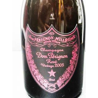 ドンペリニヨン(Dom Pérignon)のドンペリ ピンク Dom Perignon ロゼ シャンパン ドンペリニョン(シャンパン/スパークリングワイン)