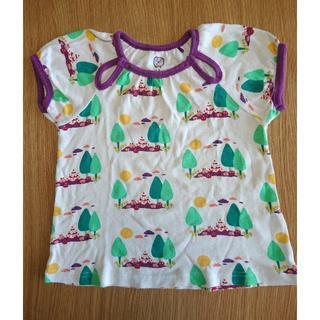 アイシッケライ(ej sikke lej)のej sikke lej Tシャツ 104cm(Tシャツ/カットソー)