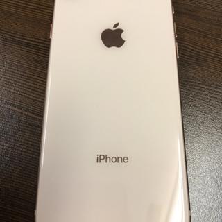 アップル(Apple)の【9433】iPhone8 64 SIMフリー(スマートフォン本体)