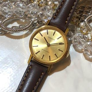 ティソ(TISSOT)のY! 【TISSOT】STYLIST 手巻き腕時計 WH-1109(腕時計)