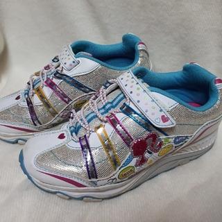 バービー(Barbie)のバービー Barbie スニーカー 運動靴 22cm(スニーカー)