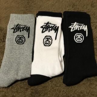 ステューシー(STUSSY)のStussy ステューシー socks 靴下(ソックス)
