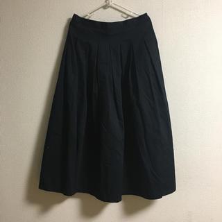 カトー(KATO`)のグランマママドーター  チノプリーツスカート(ロングスカート)