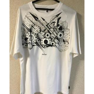 アブストライズ(ABSTRISE)のABSTRISE ラグランTシャツ  サイズXL 【お店ドライクリーニング済み】(Tシャツ/カットソー(半袖/袖なし))