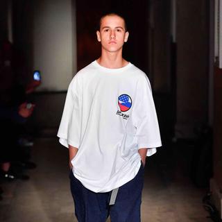gosha rubchinskiy ゴーシャラブチンスキー 18ss(Tシャツ/カットソー(半袖/袖なし))