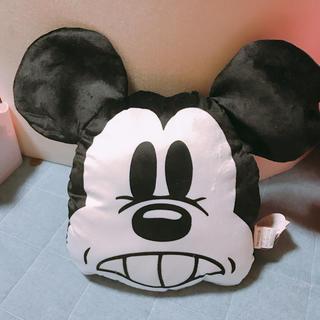 ディズニー(Disney)のミッキー♡クッション(クッション)