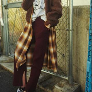 フィーニー(PHEENY)のBig waffle slit pants(その他)