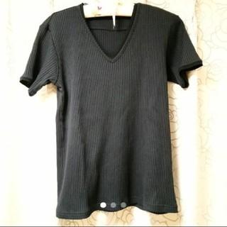 ハイストリート(HIGH STREET)のハイ・ストリート ブラックTシャツ(Tシャツ/カットソー(半袖/袖なし))