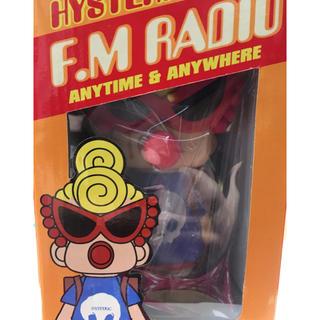 ヒステリックミニ(HYSTERIC MINI)のレア☆新品ヒスミニFMラジオ(ラジオ)