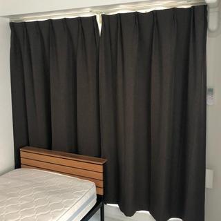 ムジルシリョウヒン(MUJI (無印良品))の無印良品 カーテン、レースセット(カーテン)