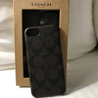 コーチ(COACH)の新品 COACH iPhoneケース(iPhoneケース)
