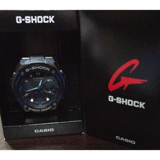 ジーショック(G-SHOCK)のCASIO G-SHOCK G-STEEL GST-W100D-1A2JF  (腕時計(デジタル))