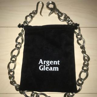 アージェントグリーム(Argent Gleam)のArgent GleamウォレットチェーンGHOST(ウォレットチェーン)